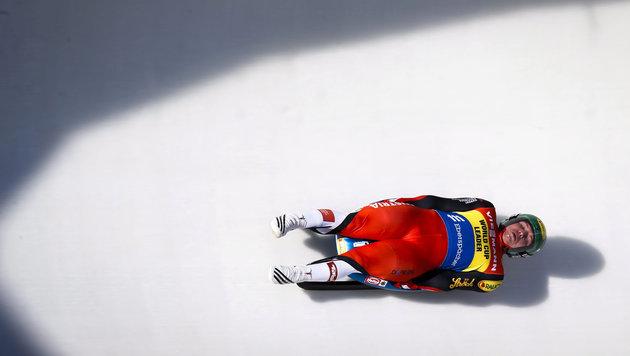 Kindl wahrt als Dritter Führung im Gesamt-Weltcup (Bild: AP)