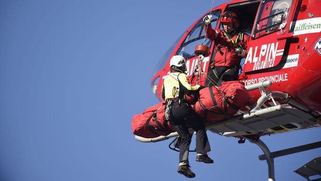 """Mayer geht es nach OP """"Umständen entsprechend gut"""" (Bild: APA/AFP/OLIVIER MORIN)"""
