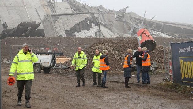 Kraftwerk in Voitsberg nun doch noch gesprengt (Bild: Christian Jauschowetz)