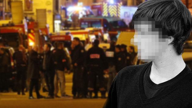 Terroropfer Daniel B. hat die Innsbrucker Klinik verlassen. (Bild: Facebook, AP)