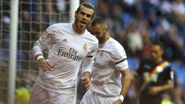 Gareth Bale (Bild: AP)