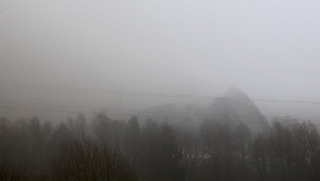 Kraftwerk in Voitsberg nun doch noch gesprengt (Bild: APA/ERWIN SCHERIAU)