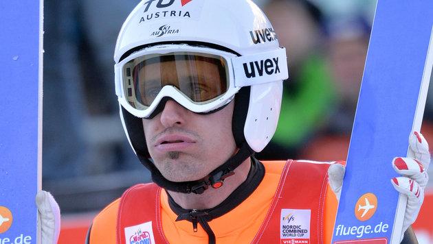 Lukas Klapfer (Bild: APA/BARBARA GINDL)