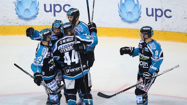 Salzburg bleibt Tabellenführer Linz auf den Fersen (Bild: GEPA)