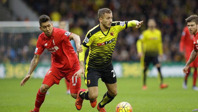 Trotz Ohrfeigen-Motivation: Pleite für Liverpool (Bild: AP)