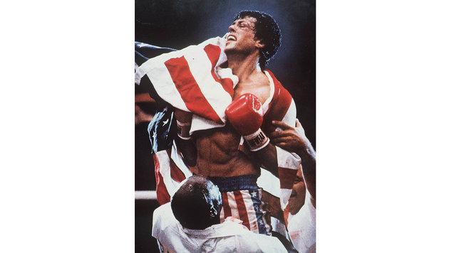 "Sylvester Stallone als Rocky Balboa in ""Rocky IV"" (Bild: Viennareport)"