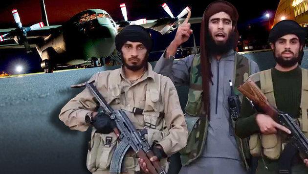 Befehl für Anti-Terror-Krieg in Mali (Bild: Viennareport, Bundesheer)
