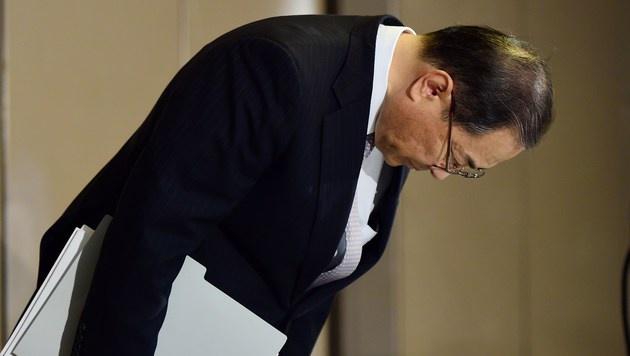 Toshiba streicht nach Bilanzskandal 6800 Stellen (Bild: APA/AFP/YOSHIKAZU TSUNO)