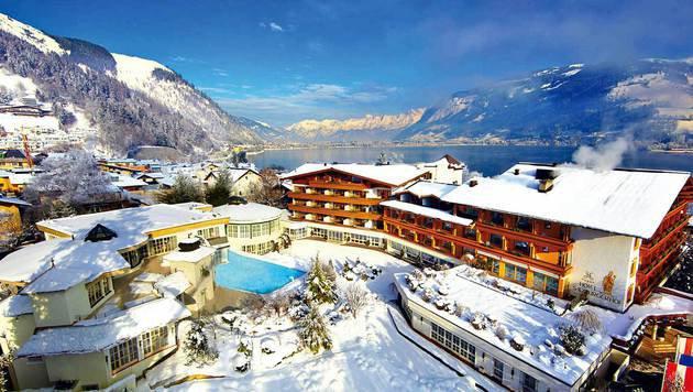 Der Salzburgerhof ist das legendärste Hotel in der Skiregion. (Bild: Andrea Thomas)