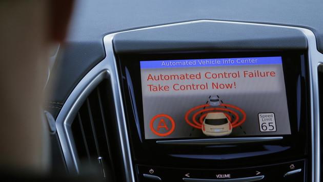 Wie viel Kontrolle soll der Mensch noch haben? (Bild: AP)