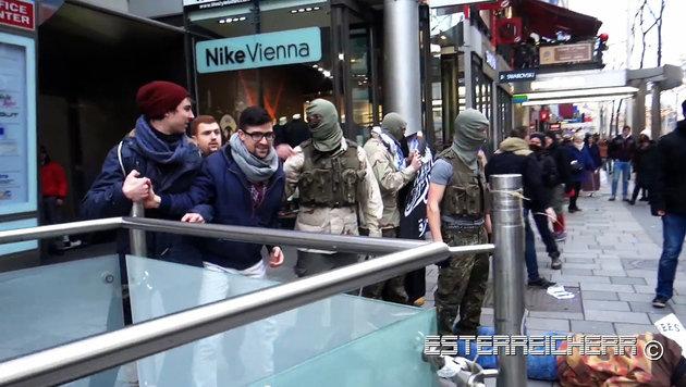 """Aufregung um Scheinhinrichtungen auf """"Mahü"""" (Bild: YouTube.com)"""