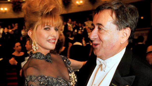 Wiener Opernball 1994: Ivana Trump (Bild: Viennareport)