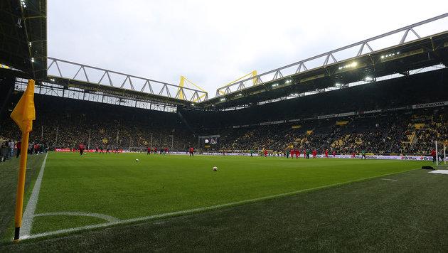 Der Signal-Iduna-Park von Borussia Dortmund (Bild: GEPA)