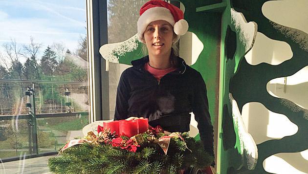 """Kira: """"Weihnachten daheim – mein größtes Glück"""" (Bild: Tom Sports Consulting)"""