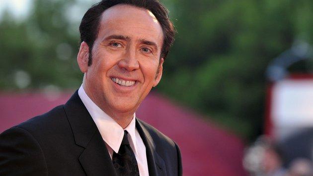 Nicolas Cage (Bild: AP)