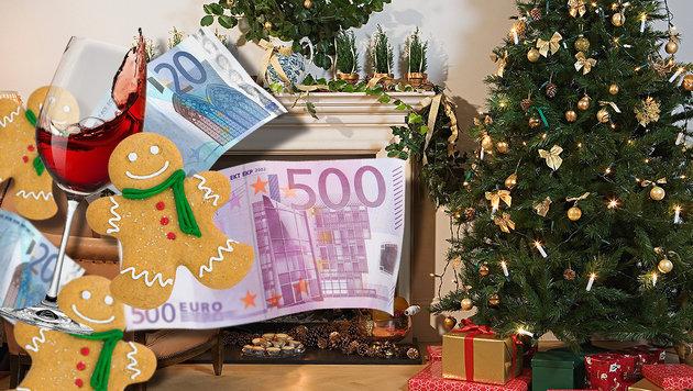 Zum Staunen: Weihnachten in Zahlen (Bild: thinkstockphotos.de)