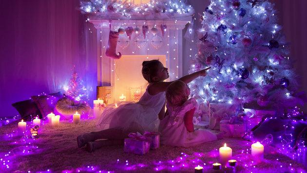 """""""7 Tipps für fröhliche Weihnachten! (Bild: Thinkstockphotos.de)"""""""