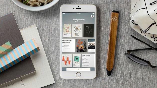 """""""Die 13 besten Apps für das neue Jahr (Bild: fiftythree.com)"""""""
