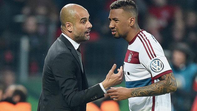"""Guardiola zeigte mir ein ""Best-of dumme Fouls"""" (Bild: GEPA)"