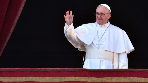 """Vatikan: """"Papst wird nicht Schauspieler"""" (Bild: AFP)"""