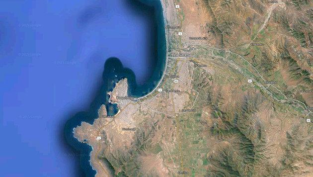 59-jähriger Österreicher in Chile tot aufgefunden (Bild: google.at/maps)