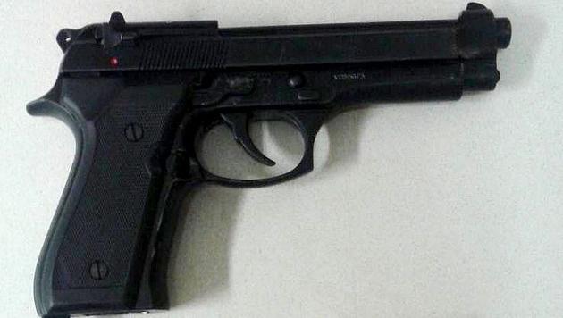 21-Jähriger bedroht Ex-Chef mit Gaspistole (Bild: APA/LPD WIEN)