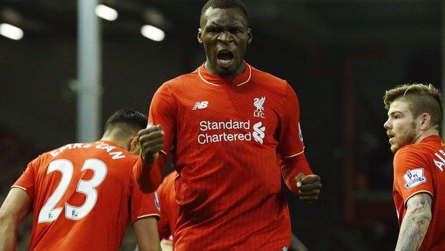 Liverpool schlägt Sensationsteam Leicester mit 1:0 (Bild: APA/AFP/LINDSEY PARNABY)