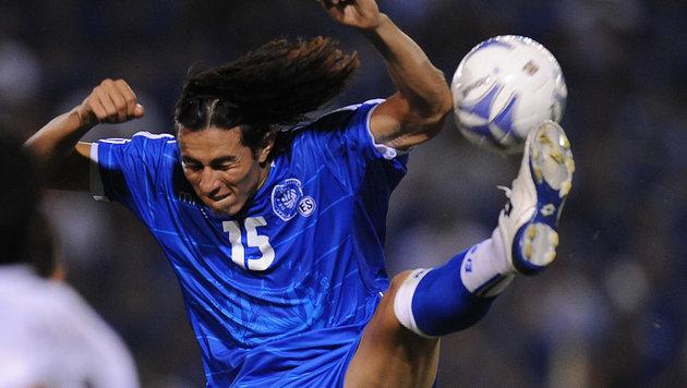 Fußball-Teamspieler aus Salvador wurde erschossen! (Bild: Jose CABEZAS / AFP / picturedesk.com)