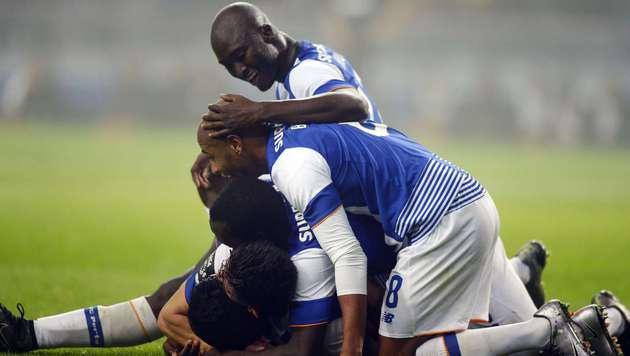 FC Porto: TV-Vertrag über 457 Millionen Euro (Bild: APA/AFP/MIGUEL RIOPA)