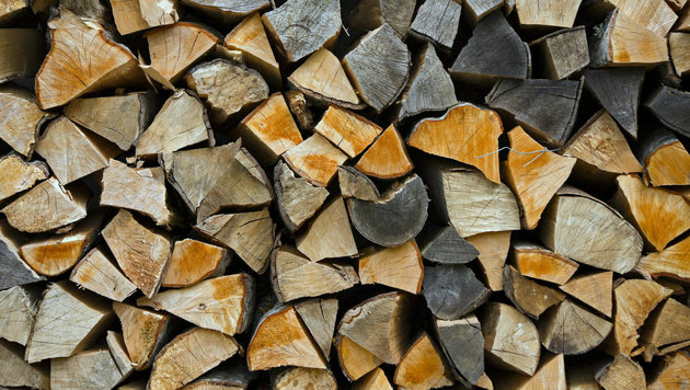 Zwei Millionen Haushalte heizen mit Holz (Bild: flickr.com/Horia Varlan)