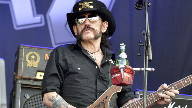 Motörhead-Frontmann Lemmy Kilmister (Bild: APA/AFP/Georges Gobet)
