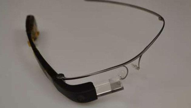 Googles neue Datenbrille sieht aus wie die alte (Bild: FCC)