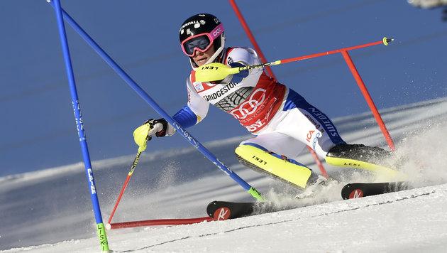 Hansdotter triumphiert in Lienz - Thalmann Vierte (Bild: AP)