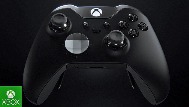 """Nachfrage nach Luxus-Gamepad """"total unterschätzt"""" (Bild: Microsoft)"""
