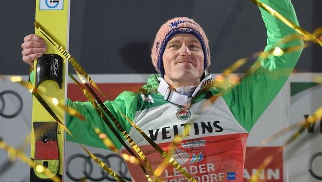 Severin Freund (Bild: AFP)