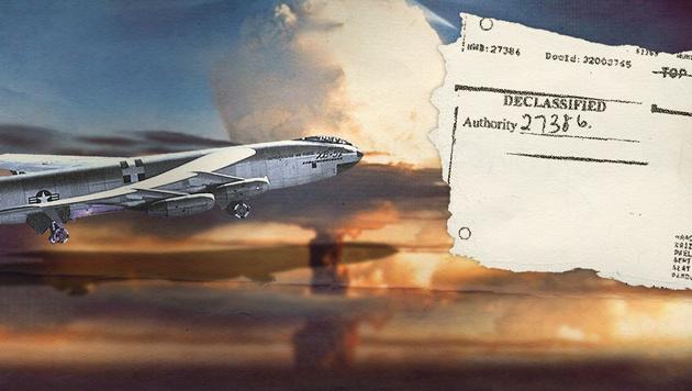 USA wollten 66 km vor Wien Atombombe abwerfen (Bild: Foto: Wikipedia.com/US Goverment, Krone, thinksktockphotos.de)