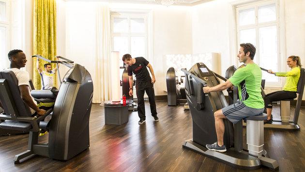 """Das sind die Fitness-Trends 2016 (Bild: John Harris Fitness / Chris Singer)"""