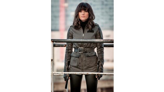 """Helene Fischer spielt im Schweiger-""""Tatort"""" eine russische Killerin. (Bild: ORF/ARD/Gordon Timpen)"""