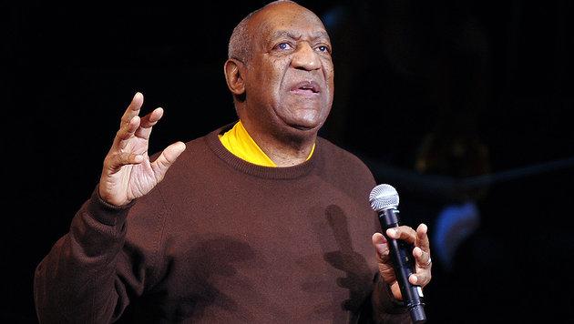 Bill Cosby wird wegen Missbrauchs angeklagt (Bild: APA/AFP/TIMOTHY A. CLARY)
