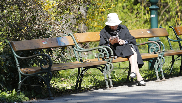 Studie: Europäer leben länger als US-Amerikaner (Bild: APA/Georg Hochmuth)