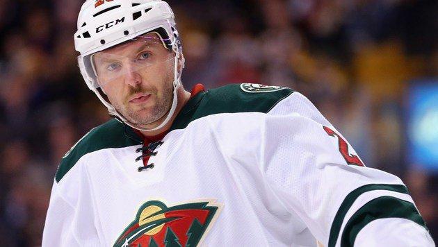Thomas Vanek muss Minnesota Wild verlassen (Bild: 2015 Getty Images)