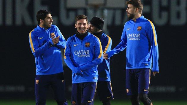 FC Barcelona vermeldet 77 (!) Neuzugänge (Bild: PB1)
