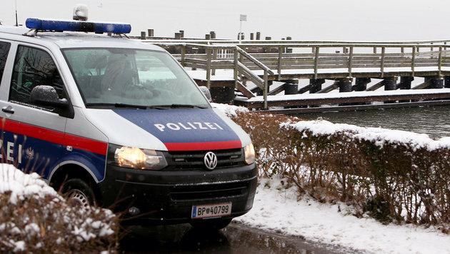 Leichenteile im Traunsee: Zweiter Koffer entdeckt (Bild: Helmut Klein)