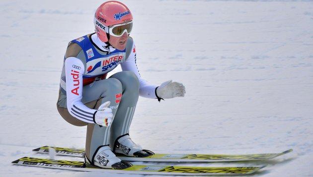 Severin Freund (Bild: APA/BARBARA GINDL)
