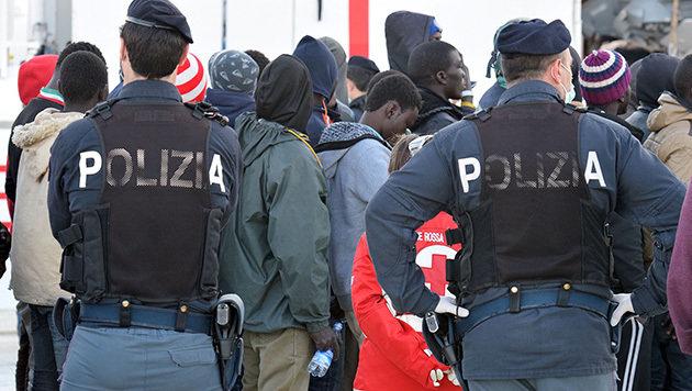 So will uns die EU künftig vor Terror schützen (Bild: APA/AFP/GIOVANNI ISOLINO)