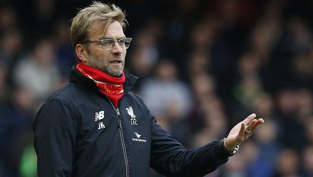 Kult-Coach Klopp lästert über die spanische Liga (Bild: APA/AFP/IKIMAGES)