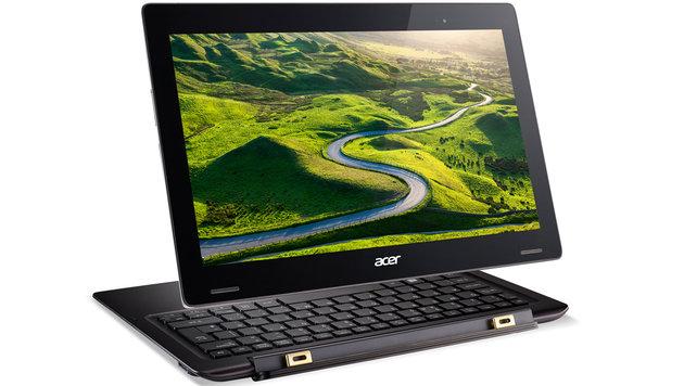 CES 2016: Acer zeigt Multitalent mit 4K-Display (Bild: Acer)