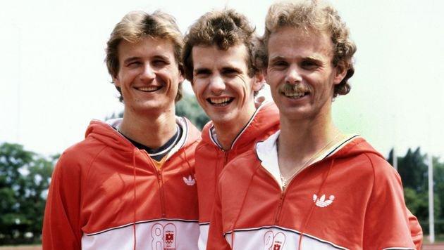 Robert Nemeth, Wolfgang Konrad und Dietmar Millonig (Bild: VOTAVA)