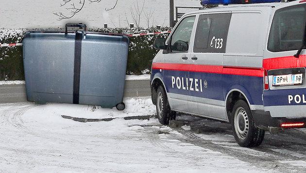 Deutsches Paar fand im Traunsee sein nasses Grab (Bild: APA/REINHARD HÖRMANDINGER, APA/FOTOKERSCHI.AT/WERNER KERSCHBAUMM)