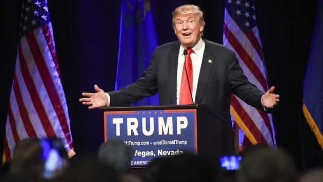 Kanadische Insel bietet Trump-Hassern Asyl an (Bild: APA/AFP/ROBYN BECK)